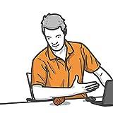 Blackroll Orange Faszienrolle MINI mit 15cm Länge: der kleine Massagerolle MINI ist ideal für die Selbstmassage an Armen, Beinen, Fußsohle oder Rücken. Qualität made in Germany. - 3