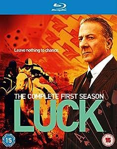Luck - Season 1 (HBO) [Blu-ray] [2012] [Region Free]