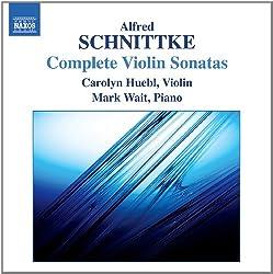 Schnittke: Komplette Violinsonaten