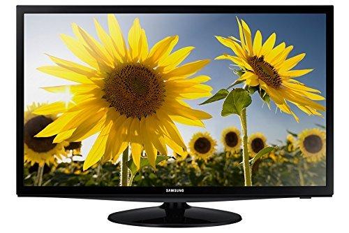 Samsung T24D310ES 61 cm (24 Zoll) Monitor (HDMI, USB, 5ms Reaktionszeit, 1366 x 768 Pixel) schwarz-glänzend Ntsc-hdtv-tuner