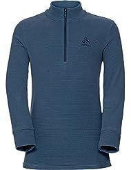 Odlo Kinder Midlayer 1/2 Zip Roy Kids Pullover & Sweatshirts