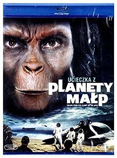 Escape from the Planet of the Apes [Blu-Ray] [Region Free] (Deutsche Sprache. Deutsche Untertitel)