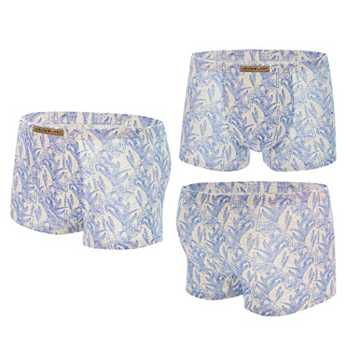 VENI MASEE® Sexy Sport Modal Unterwäsche der Herren Kurze Mehrfarbig01