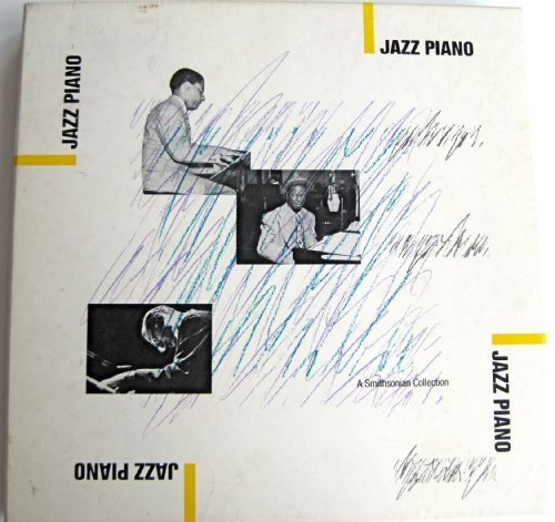 Smithsonian Collection: Jazz Piano (4-cassette Tape Boxset) (Jazz-piano Smithsonian)