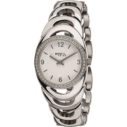 BREIL Reloj Tribe Saturn Mujer Blanco Cristales - EW0392