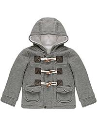 2d0ce37b CHIC-CHIC Kids Baby Boys Winter Hooded Duffle Coat Jacket Outwear