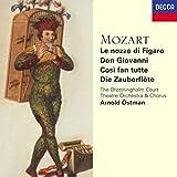 Mozart - Les Noces de Figaro / Don Giovanni / Cosi Fan Tutte / La Flûte Enchantée (intégrales)