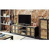 Bramley Industrie Möbel Große TV-Einheit