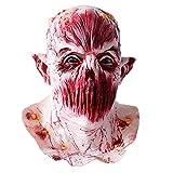 XINAINI Halloween Karneval Party Kostüm Clown Maske des Grauens aus Latex für...