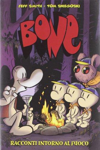 Racconti intorno al fuoco. Bone - Bone Disegno