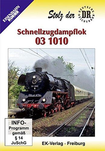 Preisvergleich Produktbild Schnellzugdampflok 03 1010