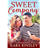 Sweet Company - An Inspirational Romance - Book 1 of 9 (Crossroads at Bethany)