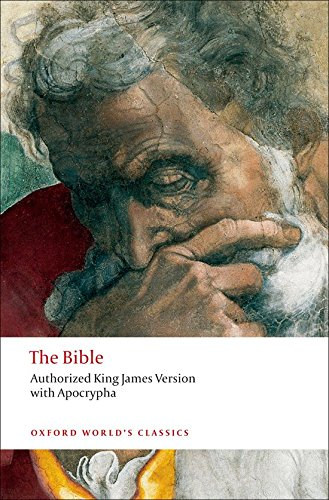 Oxford World's Classics: The Bible, Authorized King James Version