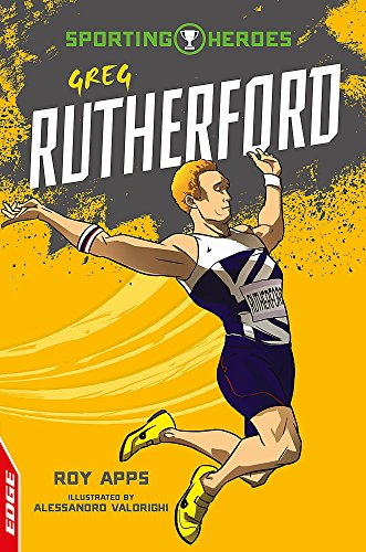 Greg Rutherford (EDGE: Sporting Heroes)