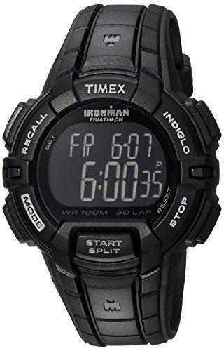 Timex T5K7939J - Orologio da polso da uomo, Resina, colore: Nero