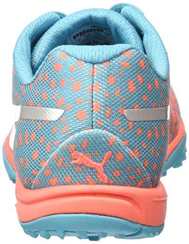 Puma Evospeed Haraka 4, Scarpe Sportive Outdoor Donna Blu (Nrgy Turquoise-nrgy Peach)
