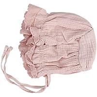 Unisex Sombrero de sol de verano bebé gorro gorra de verano Beanie sombrero  recién nacido Gorro 50305f7aea2