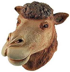 Head Mask - Rubber Camel Head