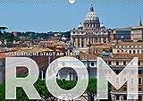 Historische Stadt am Tiber ROM (Wandkalender 2020 DIN A3 quer): Antikes und eine Vielzahl von weiteren Attraktionen, das ist Italiens Hauptstadt (Monatskalender, 14 Seiten ) (CALVENDO Orte) -