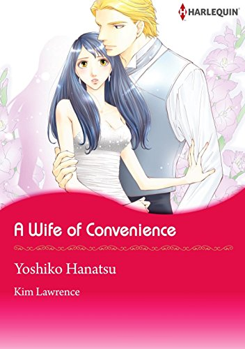 A Wife Of Convenience Harlequin Comics