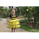 Girl - Disfraz de abeja para niña, talla 3 - 5 años