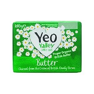 Yeo Valley organic British Butter, 250g