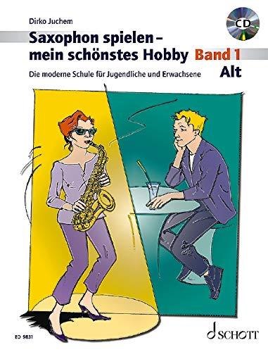Saxophon spielen...