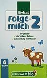 Lebenswert bio Folgemilch 2, 5er Pack (5 x 500 g)