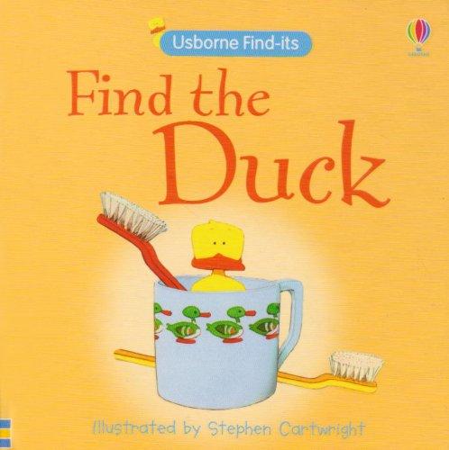 Find the Duck (Usborne Find It Board Books) par Claudia Zeff