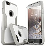 Best Sahara Case Iphone 6 Plus Tempered Glasses - iPhone 6 Plus Case, White *Bonus Glass* Rugged Review