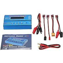 SKYRC iMAX B6 Multi-funcional de la batería del cargador del balance LIPRO / descargador de Li-Po Lilon LiFe NiCd NiMH Pb RC PTCM