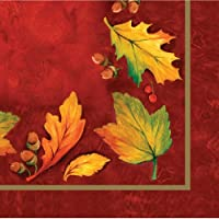 Autumn Glory Beverage Napkins