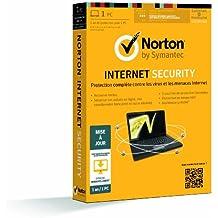 Norton internet security 2013 (1 postes, 1 an) - mise a jour