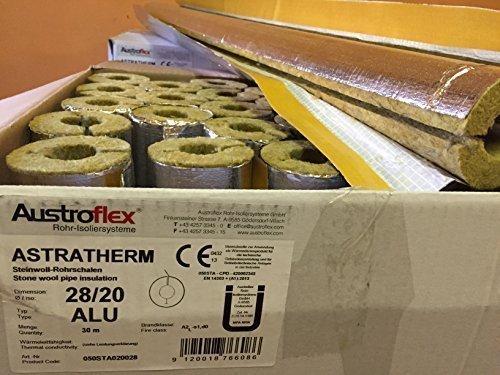 austroflex-isolation-tuyau-28-x-20mm-plein-carton-30m-contenu-pipes-alukaschiert-laine-de-roche-coqu