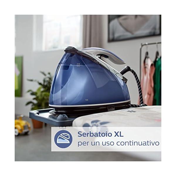 Philips Ferri a vapore Ferro da Stiro con Caldaia PerfectCare Aqua PRO, Tecnologia OptimalTEMP, Colpo Vapore 440g… 2 spesavip