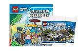 LEGO City - Meine besten Freunde + 1. City Spiel-Beutel - Freundschaftsbuch City Bauset Verschiedene Beutel