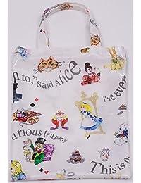 New Alice in Wonderland PVC mini child's tote bag by Cardew Design