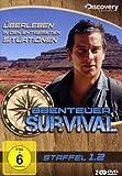 Abenteuer Survival - Staffel 1.2 [2 DVDs]