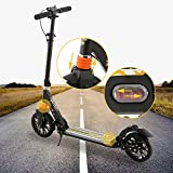 Befied Scooter Pliable, Trottinette Hauteur Variable...