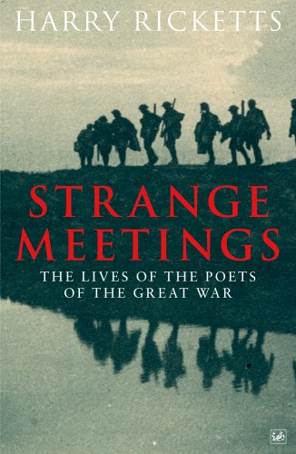 Strange Meetings: The Lives of the Poets of the Great War