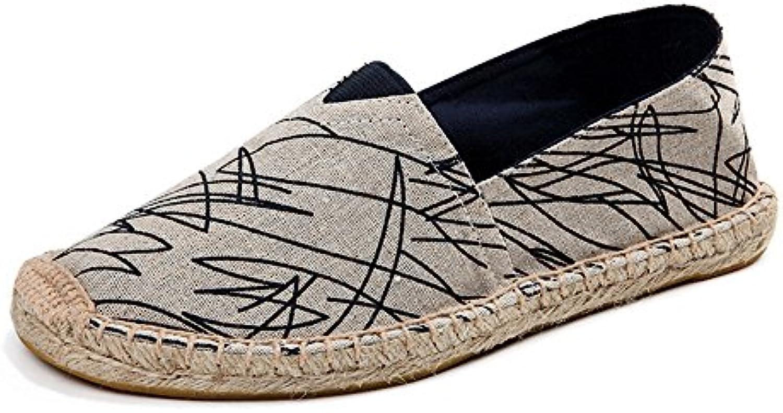 SHELAIDON - Alpargata Hombre  - Zapatos de moda en línea Obtenga el mejor descuento de venta caliente-Descuento más grande