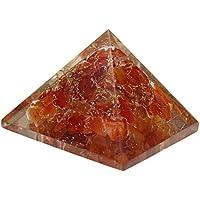 HARMONIZE Reiki Healing Kristall Orange Karneol Orgon Pyramide Energie Generator preisvergleich bei billige-tabletten.eu