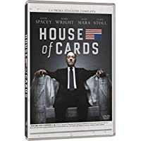 House Of Cards - Stagione 01 [4 DVDs] [IT Import]