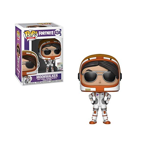 Funko Pop Moonwalker (Fortnite 434) Funko Pop Fortnite