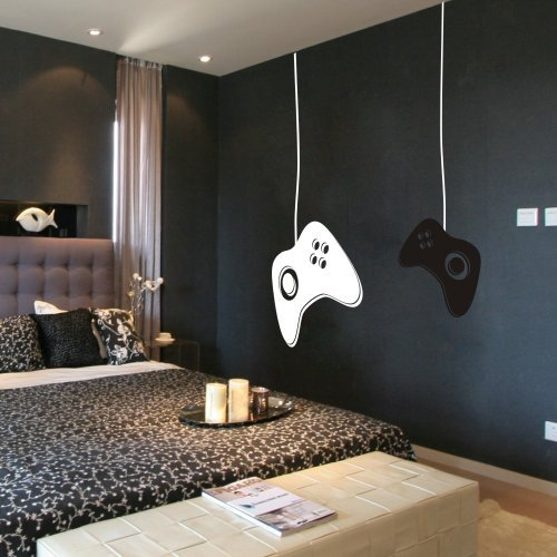 MairGwall Game Controller Wall Pegatinas-Gamer