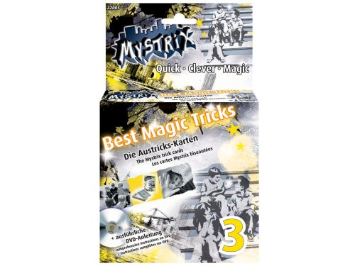 Mystrix-Coole-Magie-fr-Kids-22005-Best-magic-tricks-III-mit-Videoanleitung