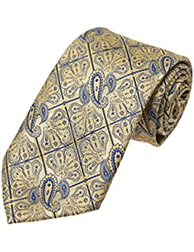 DAA7B.02 Varios Patterned microfibra corbata para abogados corbata Por Dan Smith