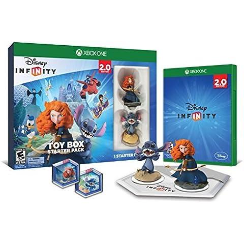 Disney INFINITY: Toy Box Starter Pack (2.0 Edition) - Xbox One by Disney Infinity