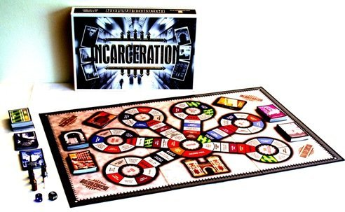 Incarceration Game by Incarceration by Risk Takers
