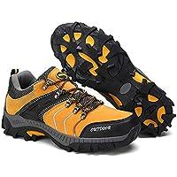 WWJDXZ Scarpe da Uomo Scarpe da Trekking Scarpe Casual Antiscivolo Scarpe da  Corsa (23 321b68fb449
